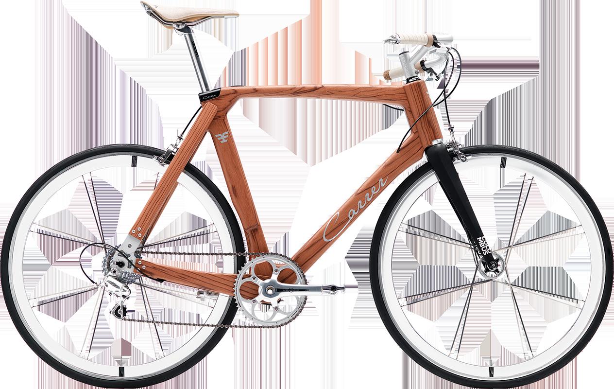 Carrerbikes Biciclette Legno Carrer Bikes Artigianali Italiane